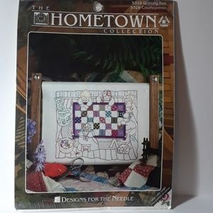 Hometown Collection Cross Stitch Kit